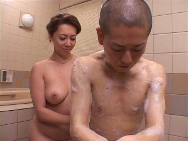 Японская мамаша порно